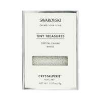 Swarovski Tiny Treasures Crystal Caviar White