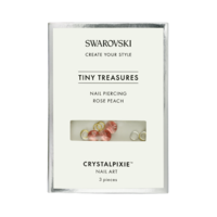 Swarovski Tiny Treasures - Rose Peach