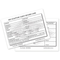 Client Record Card Refills